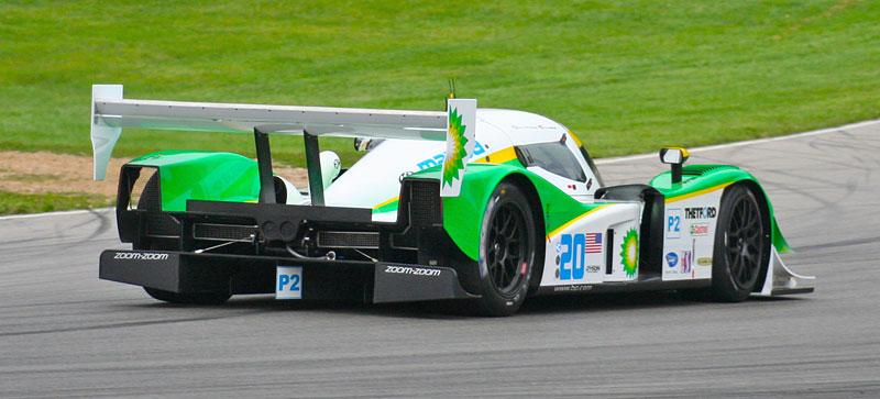 Nové palivo pro ALMS: Butanol vyzkouší Mazda: - fotka 2