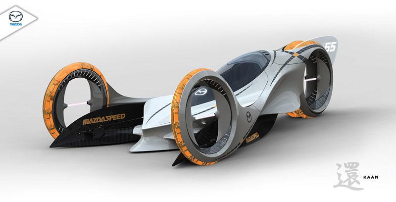 L.A. Design Challenge: Mazda Kaan: - fotka 3