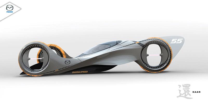 L.A. Design Challenge: Mazda Kaan: - fotka 4