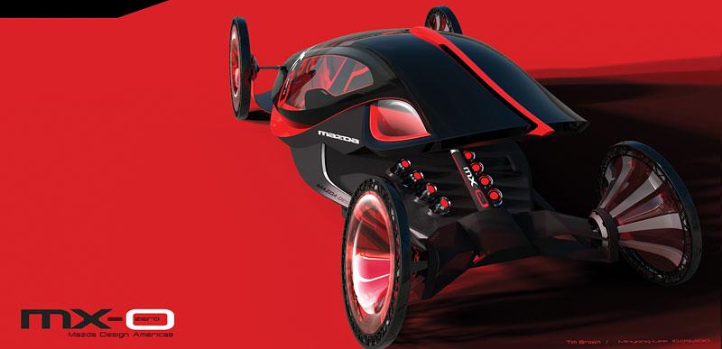 L.A. Design Challenge: 1000 lb car: - fotka 21