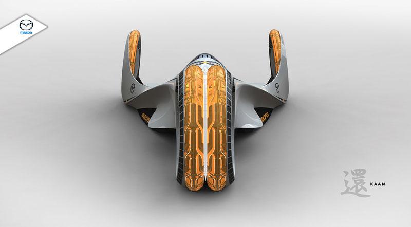 L.A. Design Challenge: Mazda Kaan: - fotka 6