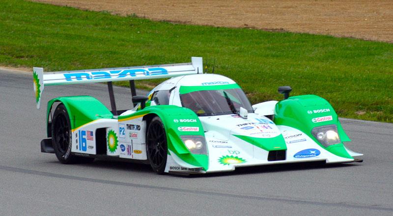Nové palivo pro ALMS: Butanol vyzkouší Mazda: - fotka 3