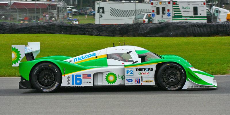 Nové palivo pro ALMS: Butanol vyzkouší Mazda: - fotka 4
