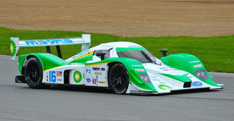 Nové palivo pro ALMS: Butanol vyzkouší Mazda: - fotka 5