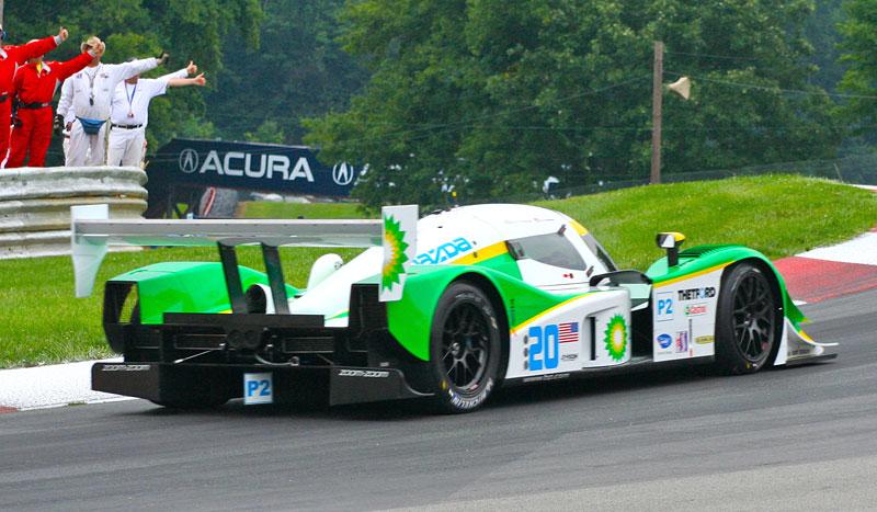 Nové palivo pro ALMS: Butanol vyzkouší Mazda: - fotka 6