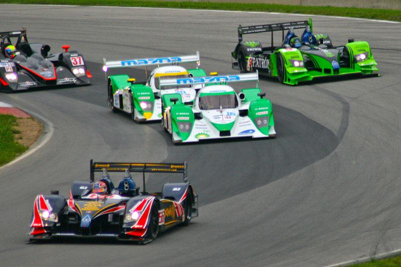 Nové palivo pro ALMS: Butanol vyzkouší Mazda: - fotka 8