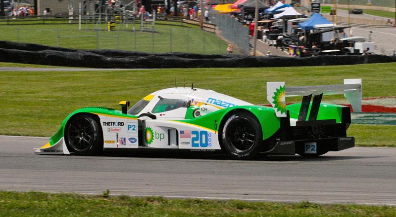 Nové palivo pro ALMS: Butanol vyzkouší Mazda: - fotka 9