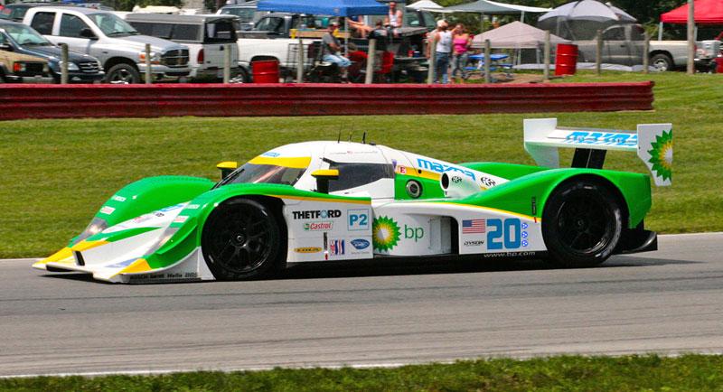 Nové palivo pro ALMS: Butanol vyzkouší Mazda: - fotka 10