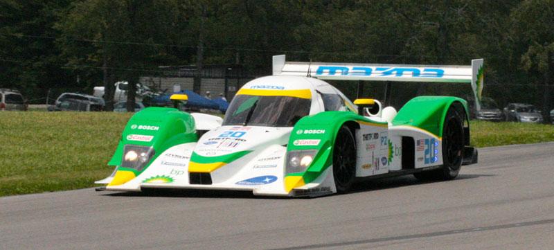 Nové palivo pro ALMS: Butanol vyzkouší Mazda: - fotka 12