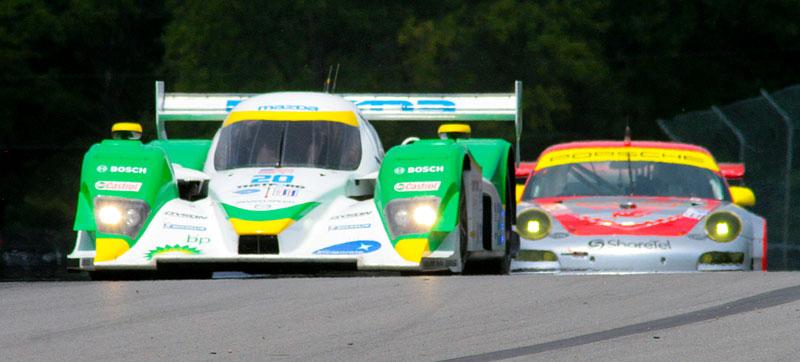 Nové palivo pro ALMS: Butanol vyzkouší Mazda: - fotka 13