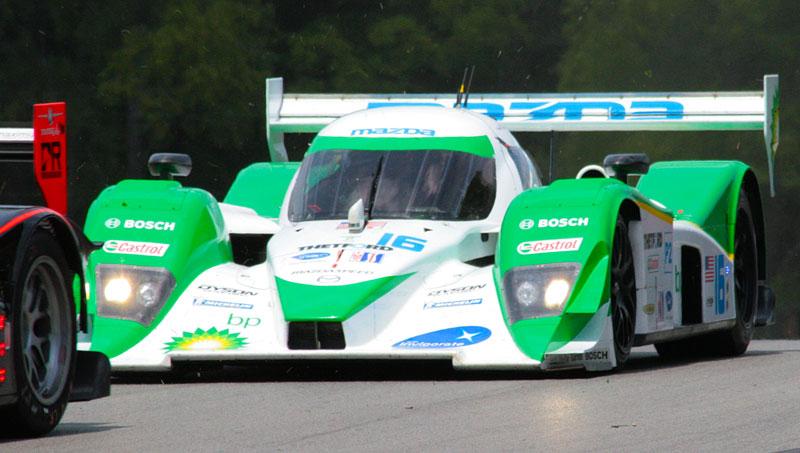 Nové palivo pro ALMS: Butanol vyzkouší Mazda: - fotka 14