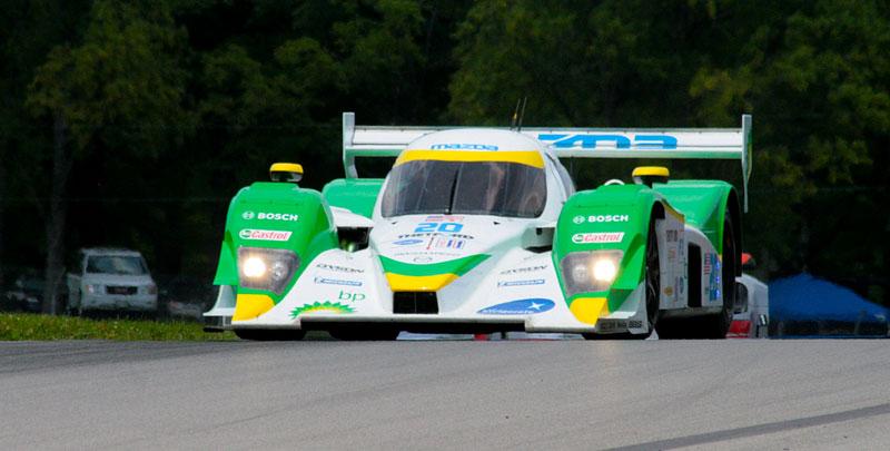 Nové palivo pro ALMS: Butanol vyzkouší Mazda: - fotka 15