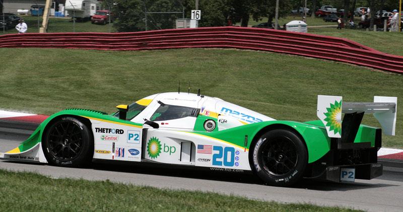 Nové palivo pro ALMS: Butanol vyzkouší Mazda: - fotka 17