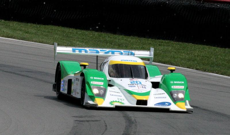 Nové palivo pro ALMS: Butanol vyzkouší Mazda: - fotka 18