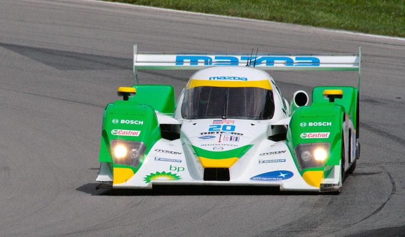 Nové palivo pro ALMS: Butanol vyzkouší Mazda: - fotka 19
