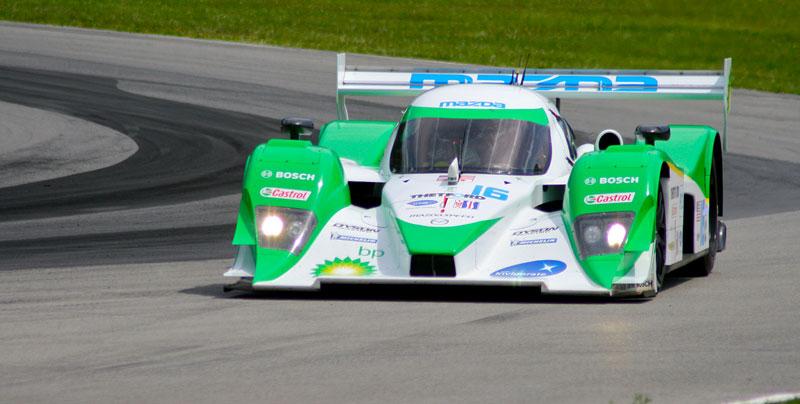 Nové palivo pro ALMS: Butanol vyzkouší Mazda: - fotka 20