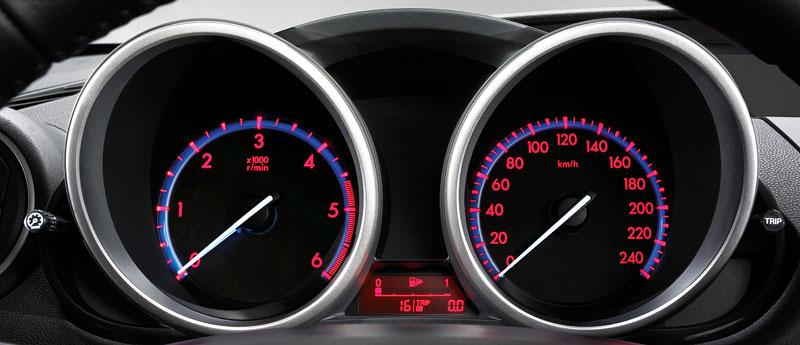 Mazda 3 MPS: premiéra v Ženevě?: - fotka 1