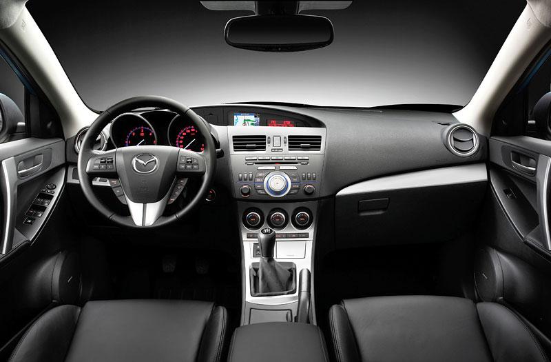 Mazda 3 MPS: premiéra v Ženevě?: - fotka 2