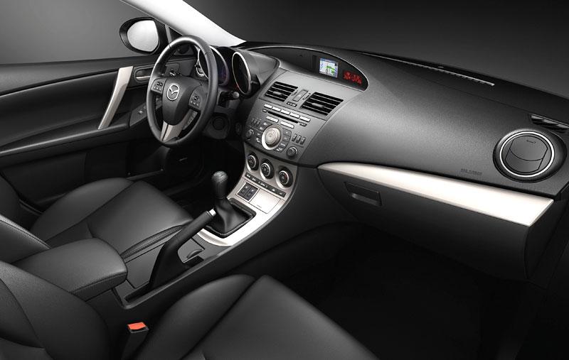 Mazda 3 MPS: premiéra v Ženevě?: - fotka 3