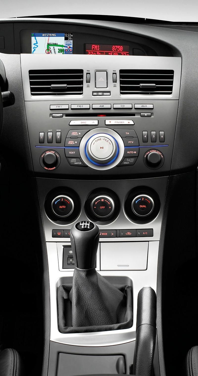 Mazda 3 MPS: premiéra v Ženevě?: - fotka 4