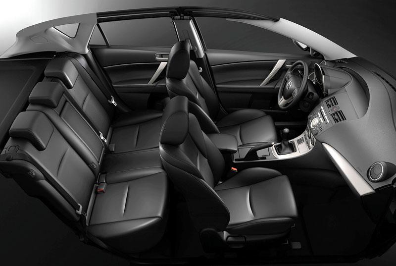 Mazda 3 MPS: premiéra v Ženevě?: - fotka 5