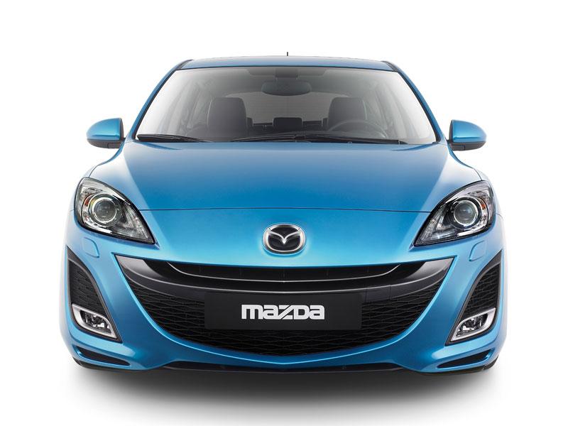 Mazda 3 MPS: premiéra v Ženevě?: - fotka 6