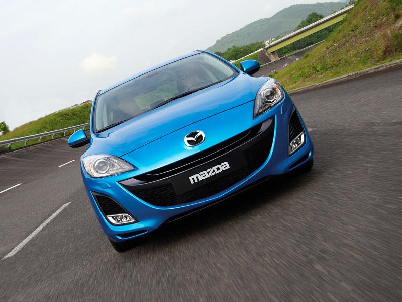 Mazda 3 MPS: premiéra v Ženevě?: - fotka 7