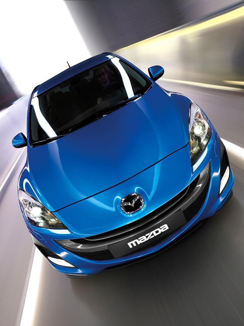 Mazda 3 MPS: premiéra v Ženevě?: - fotka 8