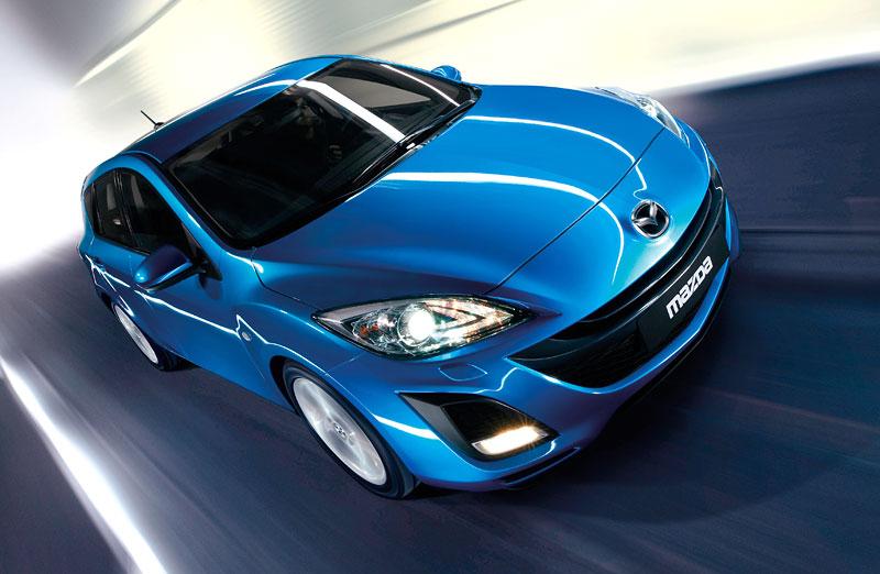 Mazda 3 MPS: premiéra v Ženevě?: - fotka 9