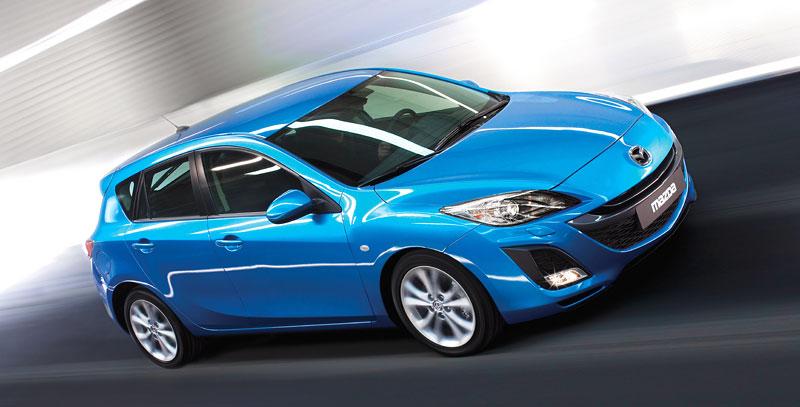 Mazda 3 MPS: premiéra v Ženevě?: - fotka 10
