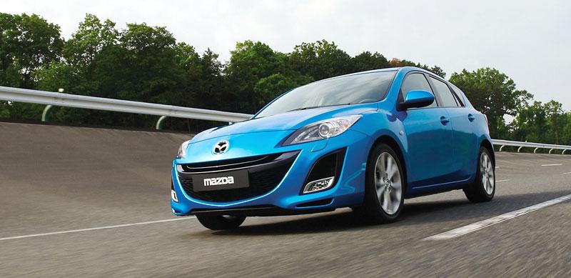 Mazda 3 MPS: premiéra v Ženevě?: - fotka 11