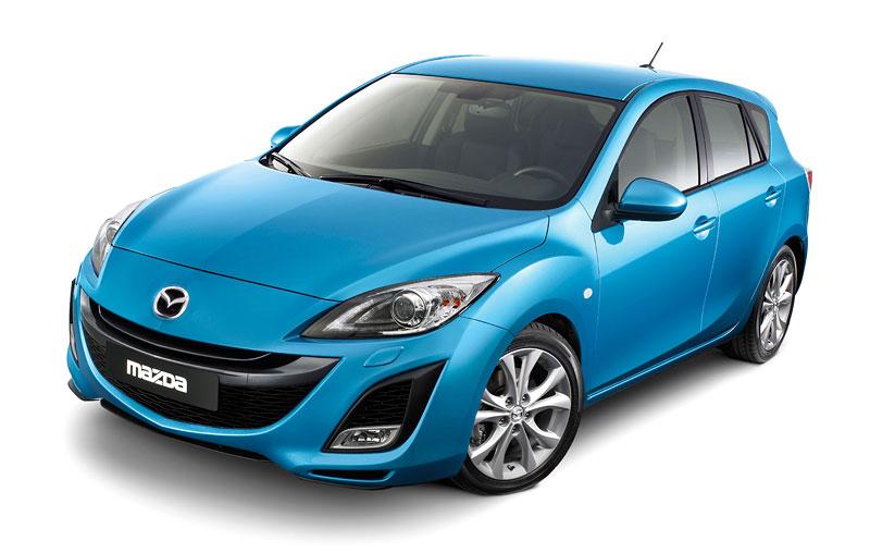 Mazda 3 MPS: premiéra v Ženevě?: - fotka 13