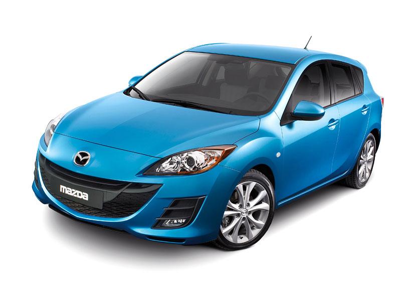 Mazda 3 MPS: premiéra v Ženevě?: - fotka 14