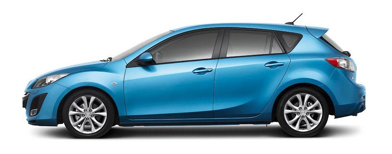 Mazda 3 MPS: premiéra v Ženevě?: - fotka 15