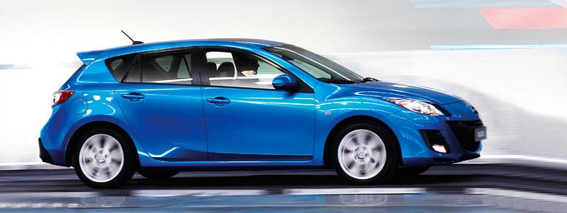 Mazda 3 MPS: premiéra v Ženevě?: - fotka 16
