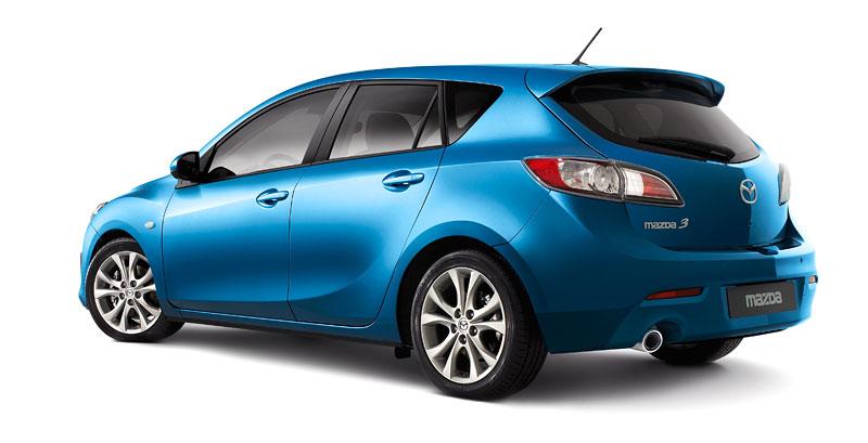 Mazda 3 MPS: premiéra v Ženevě?: - fotka 17