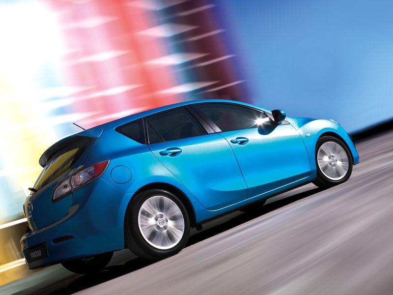 Mazda 3 MPS: premiéra v Ženevě?: - fotka 18