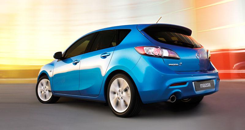 Mazda 3 MPS: premiéra v Ženevě?: - fotka 19