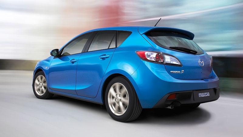 Mazda 3 MPS: premiéra v Ženevě?: - fotka 20