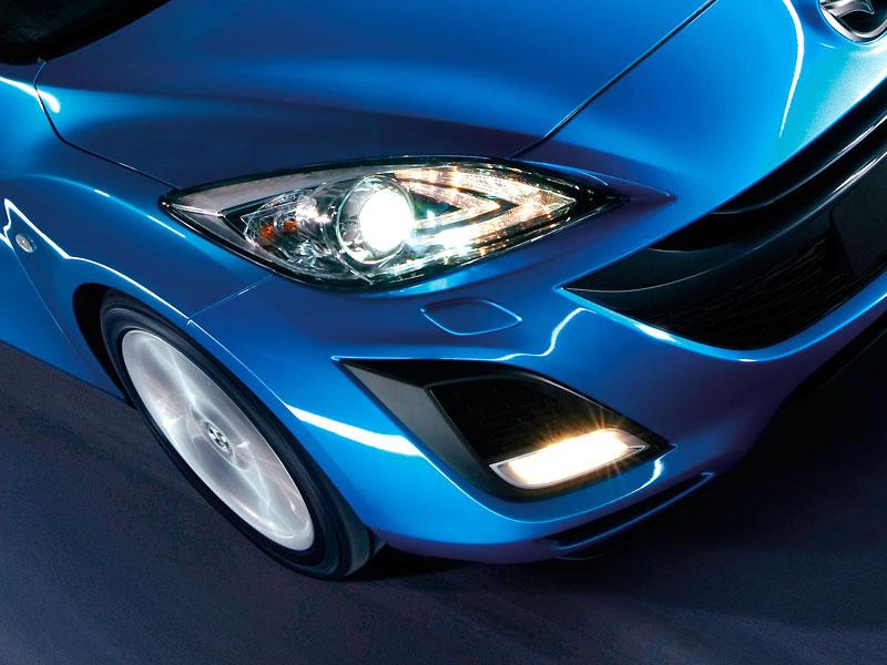 Mazda 3 MPS: premiéra v Ženevě?: - fotka 24