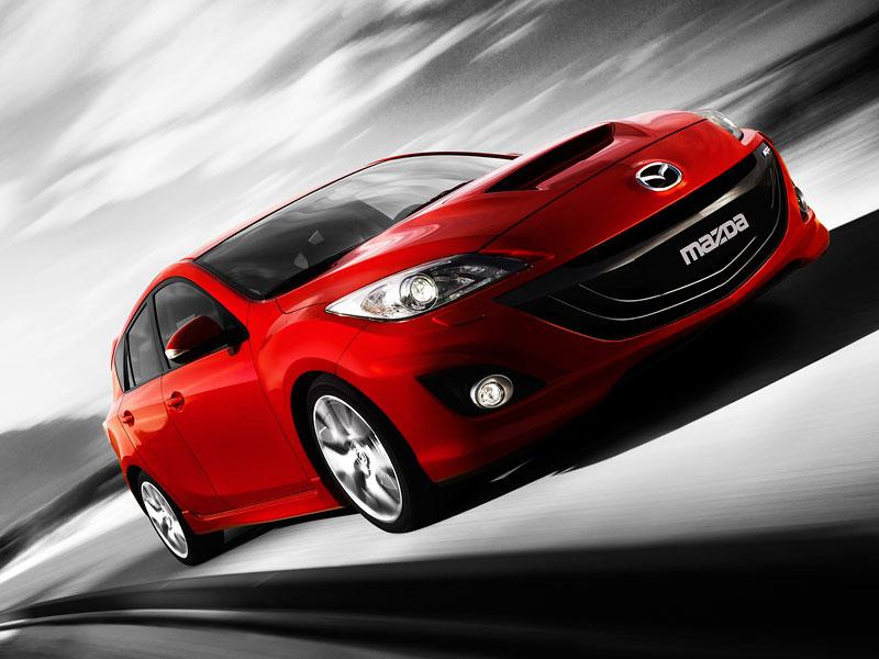 Nová Mazda3 MPS: první oficiální foto!: - fotka 2