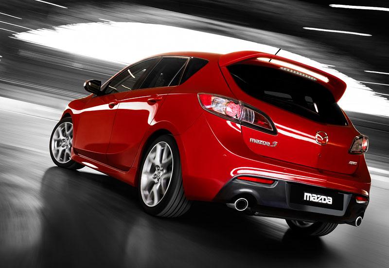 Nová Mazda3 MPS: první oficiální foto!: - fotka 3