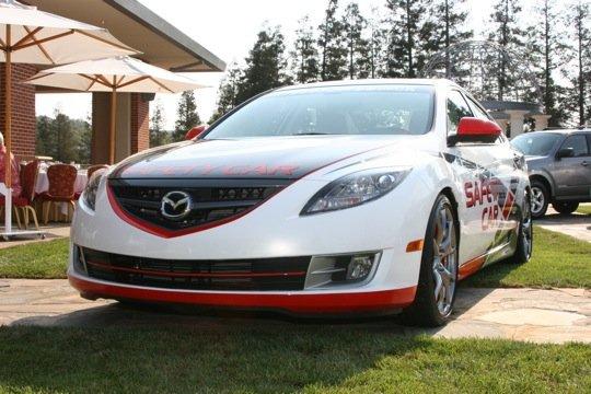 Motorky povede nová Mazda 6: - fotka 1