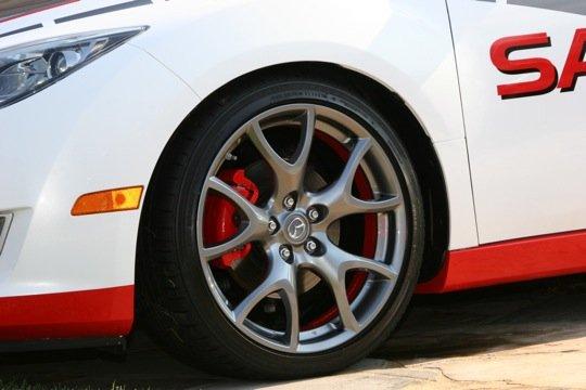 Motorky povede nová Mazda 6: - fotka 5
