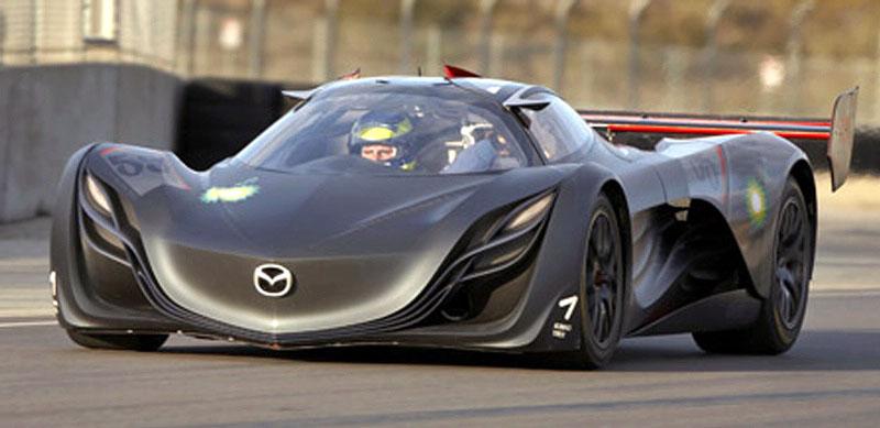 Mazda Furai: Investice do budoucnosti: - fotka 2