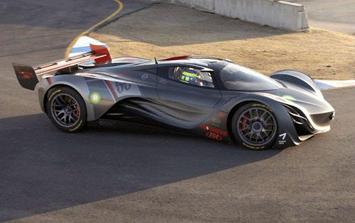 Mazda Furai: Investice do budoucnosti: - fotka 3