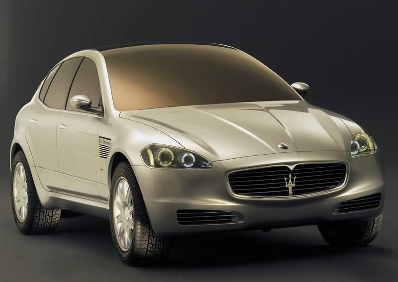 SUV od Maserati oficiálně potvrzeno. S motorem Ferrari!: - fotka 2