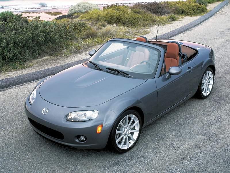 Mazda MX-5 MPS? Zapomeňte: - fotka 10