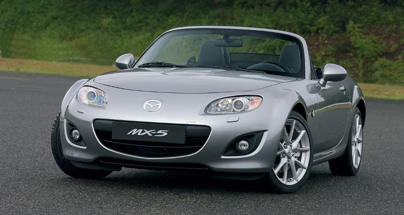 Mazda MX-5: diesel, hybrid nebo něco jiného?: - fotka 4