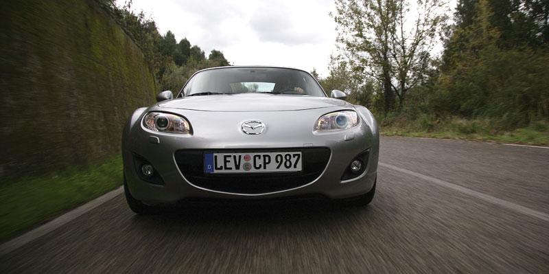 Mazda MX-5: chystají se velké změny: - fotka 19
